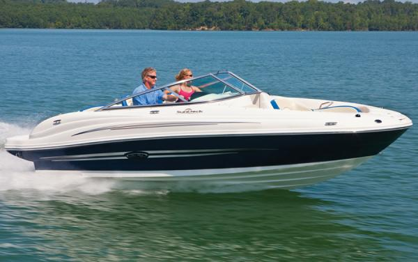 Sea Ray 200 Sundeck Manufacturer Provided Image