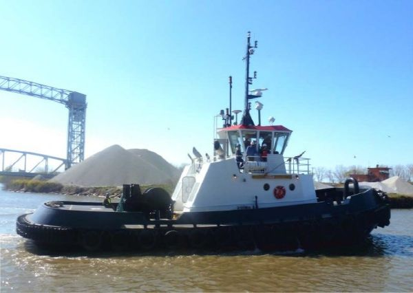 Tugboat 74' x 30' ABS, 3200hp, 50bp