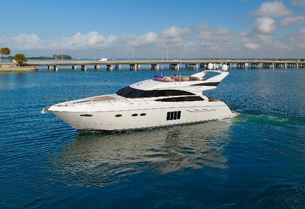 Princess 64 Motor Yacht Main Profile