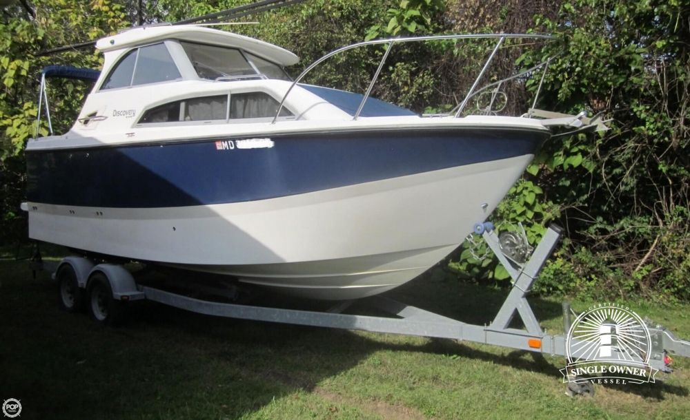 Bayliner 246 Discovery 2009 Bayliner 246 Discovery for sale in Baltimore, MD