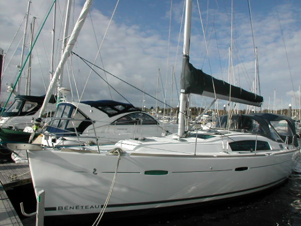 Beneteau Oceanis 40 Photo 1