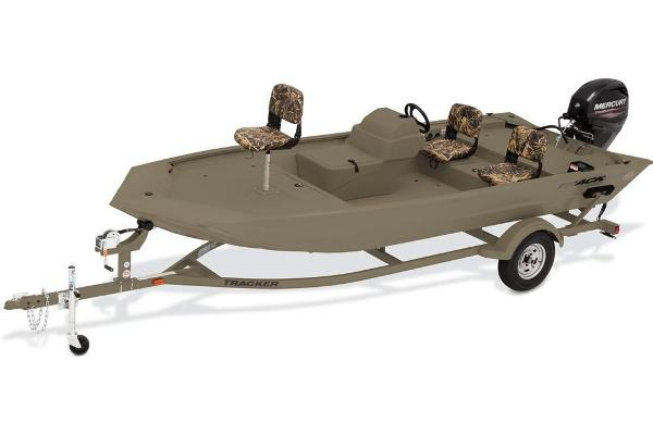 Tracker Grizzly 1754 SC Manufacturer Provided Image