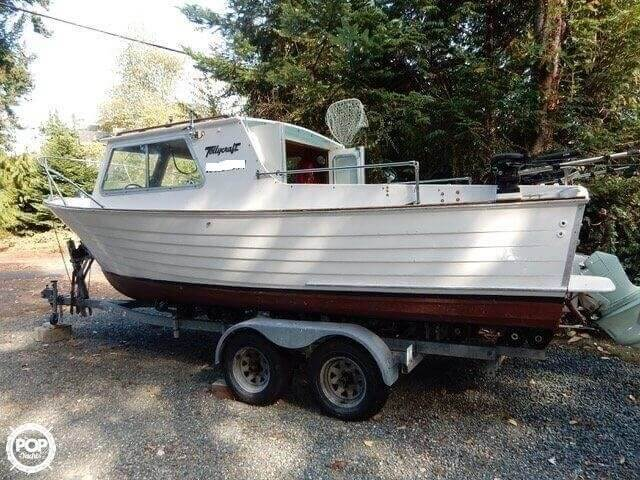Tollycraft 21 1957 Tollycraft 21 for sale in Nanoose Bay, BC