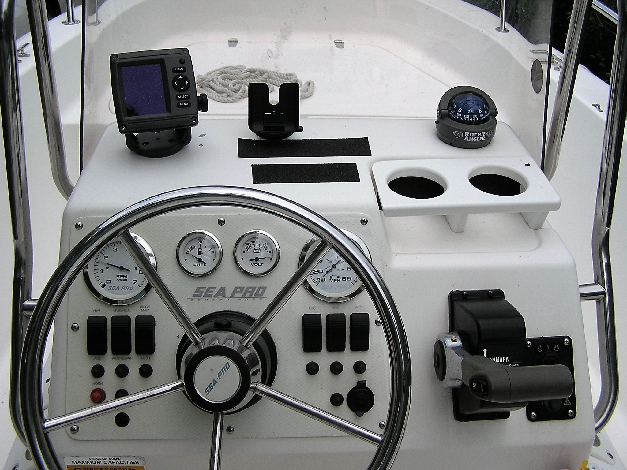 Boatyard 18 Sea Pro