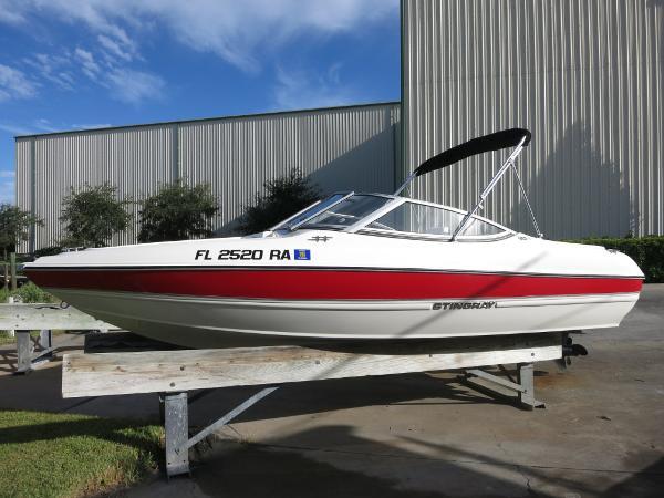 Stingray 180 RX