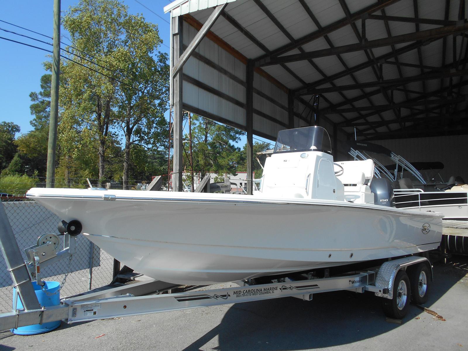 Sea Hunt Bay Boat BX 22 BR