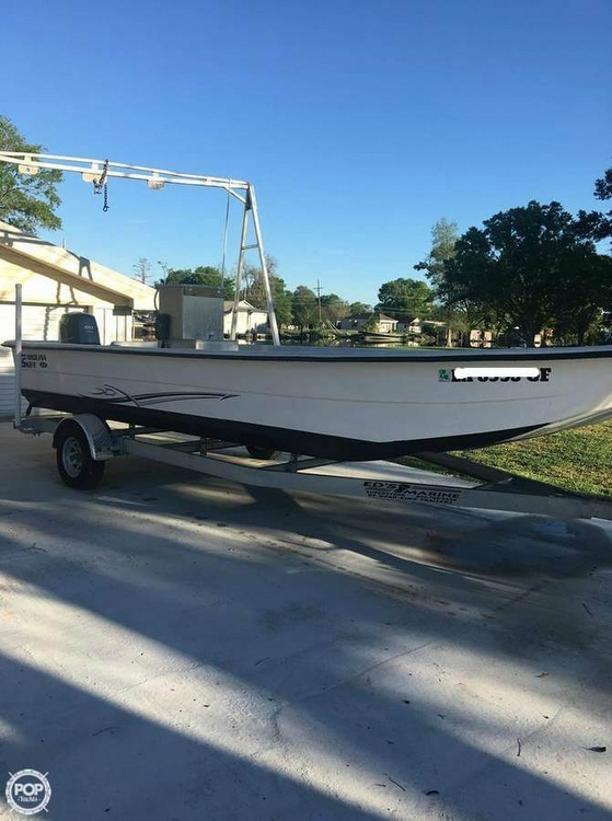 Carolina Skiff 24DLX 2016 Carolina Skiff 24 for sale in Chauvin, LA
