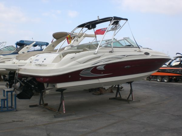 Sea Ray 270 Sundeck MOJO