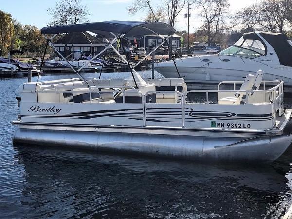 Bentley 200 Fish
