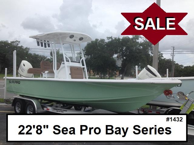 Sea Pro 228 Bay Series