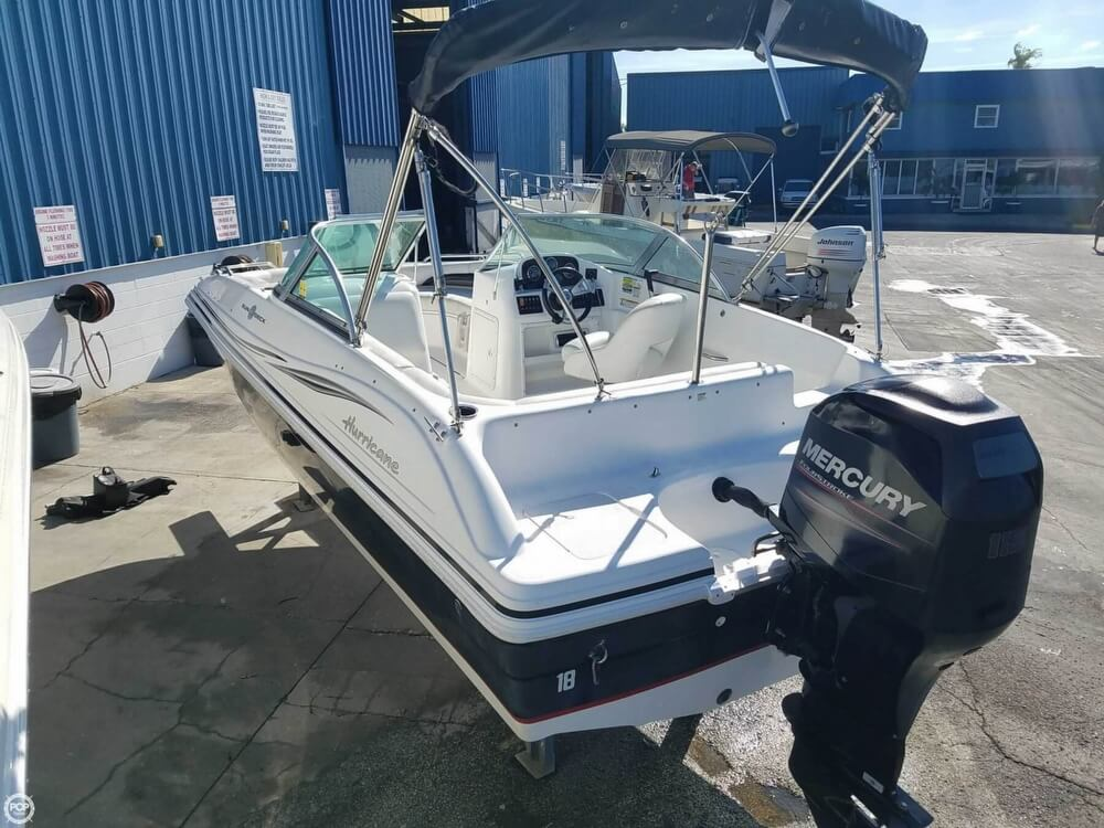 Hurricane 187 sun deck 2013 Hurricane 187 Sun deck for sale in Palm Harbor, FL