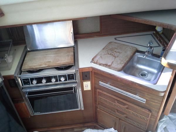Sea Ray 360 Aft Cabin 1986