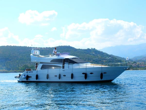 Gianetti 57 voyager fly