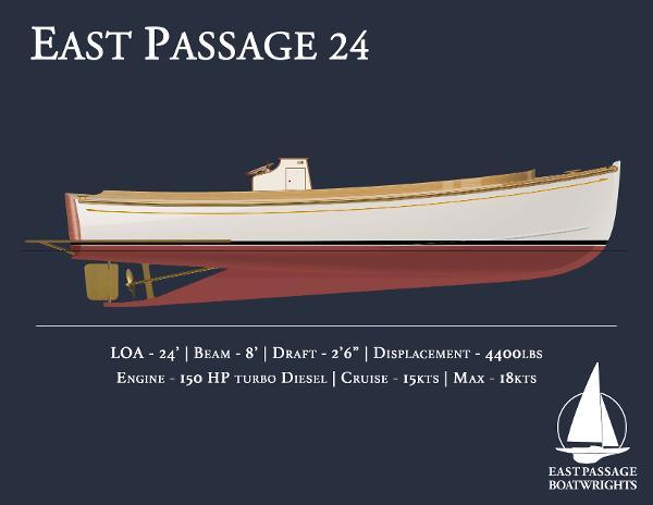 Center Console East Passage 24