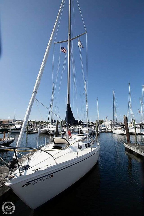 Catalina 30 1976 Catalina 30 for sale in New London, CT