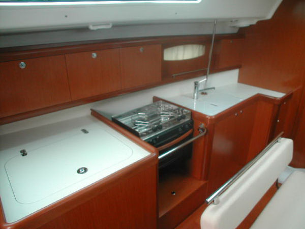 Galley (when new)