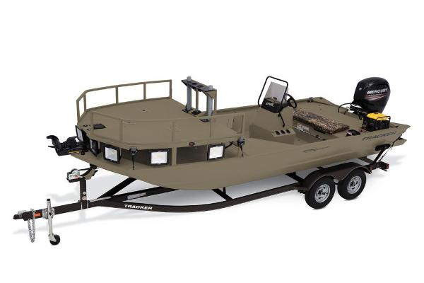 Tracker Grizzly 2072 CC Sportsman Manufacturer Provided Image