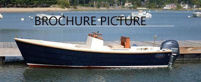 Nantucket Boat Works 17 Skiff
