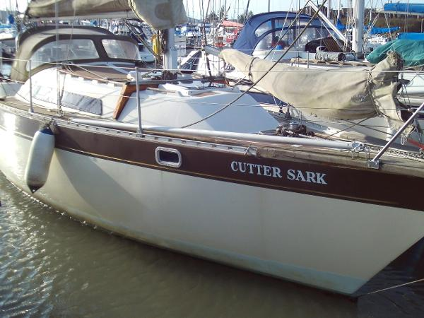 Verl Islander 32 Cutter