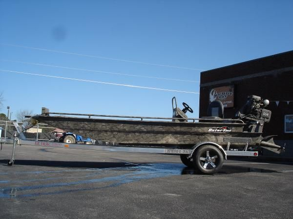 Gator Tail Boats For Sale