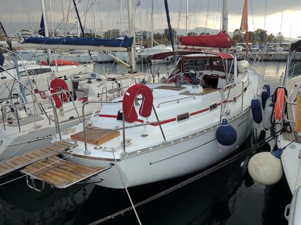 Brewer 40 Sloop