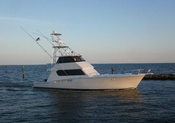 Hatteras Sport Fisherman