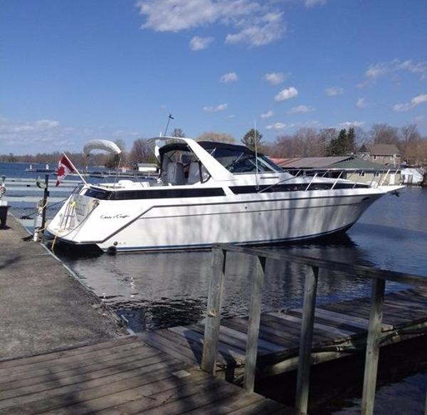 Chris-Craft Amerosport Starboard View