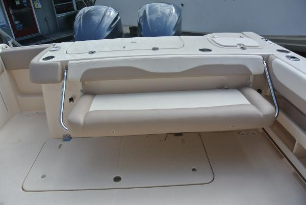 Transom Seating