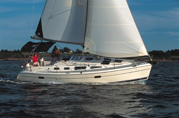Hunter 36 Sistership Hunter 36