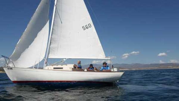 Sea Sprite Weekender Sail