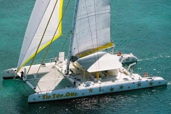 Ocean Voyager Day Charter Cat