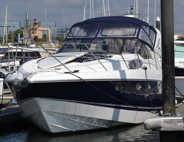 Fairline Targa 40 Anniversary