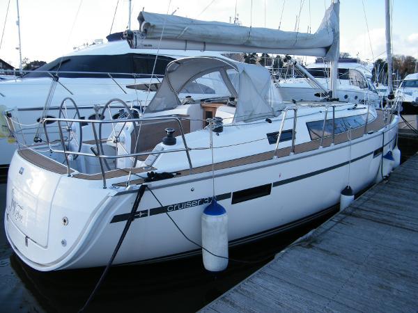 Bavaria Cruiser 37 Stern