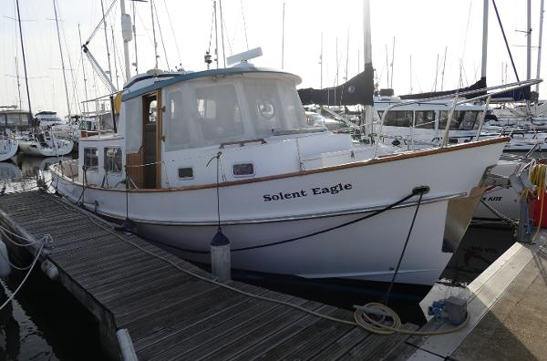 Transpacific Marine Transpac Eagle 32 Pilothouse Transpac Eagle 32 Pilothouse