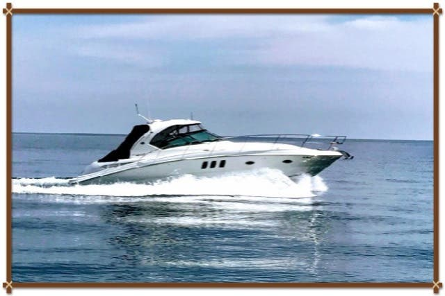 Sea Ray 390 Sundancer