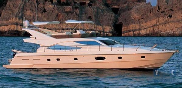 Ferretti Yachts 620 Ferretti 620 2005 BC 0