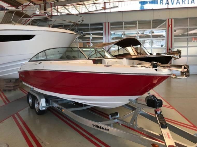 Monterey Monterey 194 FS VERKAUFT Motorboot