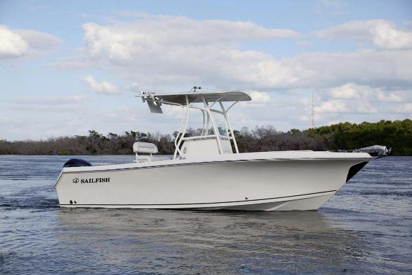 Sailfish 220 CC Main Profile
