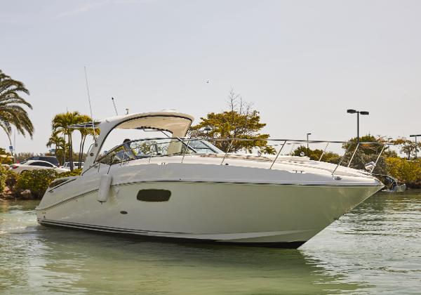 Sea Ray 370 Sundancer 37' Sea Ray Sundancer 2011- Profile Starboard
