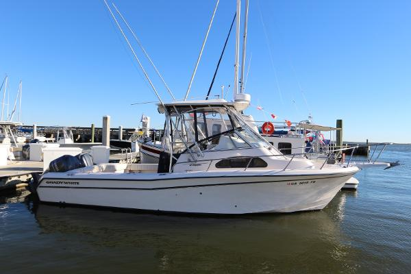 Grady-White 282 Sailfish