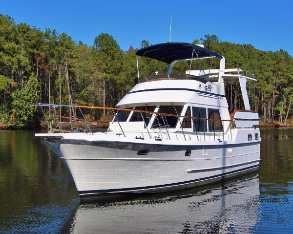 """Heritage East """"36"""" Sundeck Trawler MILKY WAY III"""