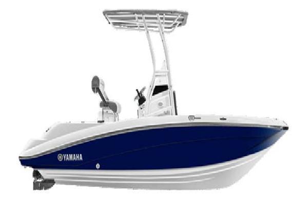 Yamaha Sport Boat 190 FSH