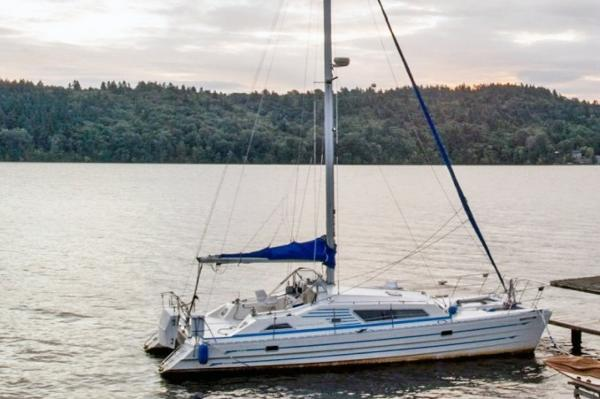 Solaris Sunrise 36 Sport Main