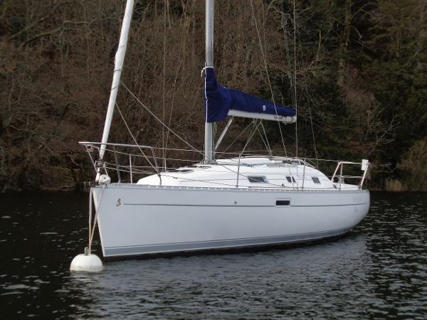 Beneteau Oceanis Clipper 311 Beneteau Oceanis 311 - Tallula