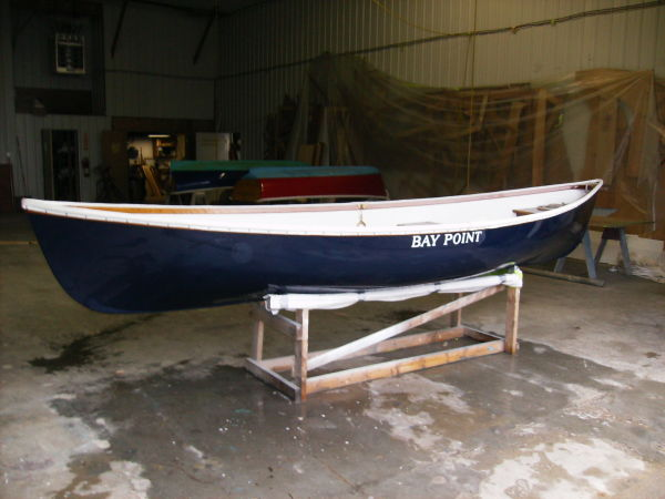 John Williams Boat Company Peapod Photo 1