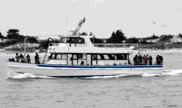 1962/2001/2009 65' Gilliken Mahogany Passenger/Charter Boat /Rebuilt in 2001