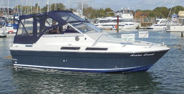 Fairline Carrera 24 Fairline Carrera 24 - Overall 1
