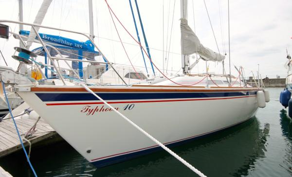 Westerly Typhoon 37