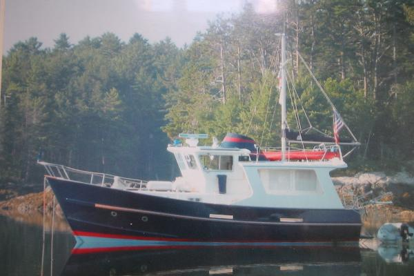 Fairways Marine Fisher Trawler Main Image
