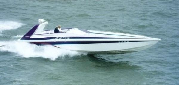 Custom Sonic Power Boats 41 SS Image 1